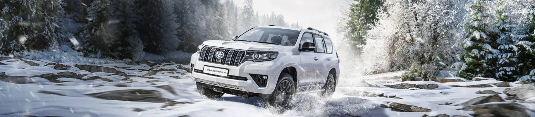 Новый Toyota Land Cruiser Prado - описание Тойота Ленд Крузер Прадо