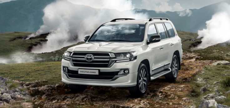 Toyota Land Cruiser 200 на привлекательных условиях!